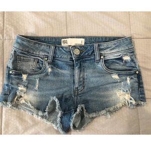 Cabo Cut-off Jean Shorts